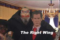 The Right Wing - Doug Nunn Animations